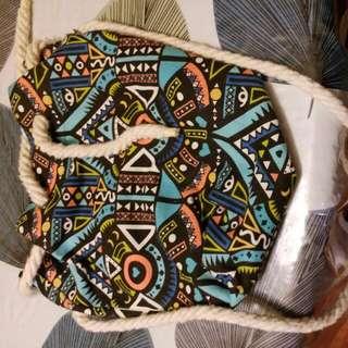 string sling bag