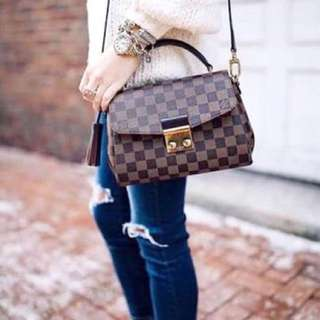 Louis Vuitton Croisette Sling Bag