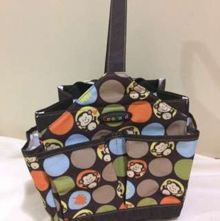 Multi-purpose diaper bag/ storage bag