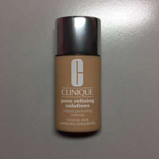 "🈹🈹🈹HK$60 已包本地平郵!正版 authentic Clinique Pore Refining Solutions Foundation (""63 Fresh Beige"")"