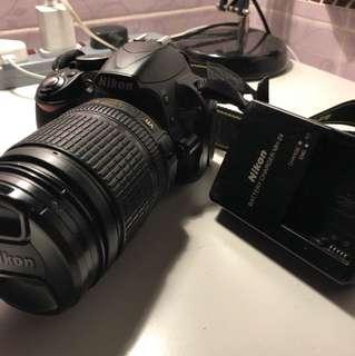 Nikon D310