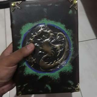 Descendants Mal's Spell book Journal
