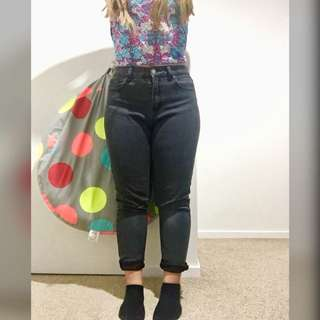 Highwaisted Glassons Jeans