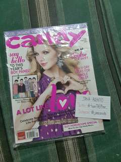 Candy Magazine Taylor Swift Cover (February 2013)