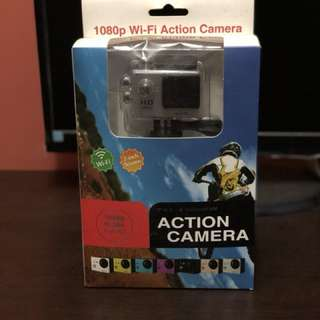 Action Camera (New & Unused)