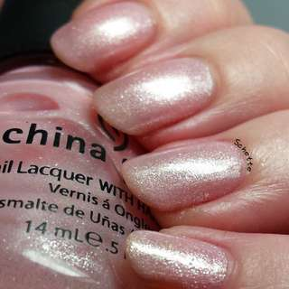 China Glaze - Bridezilla