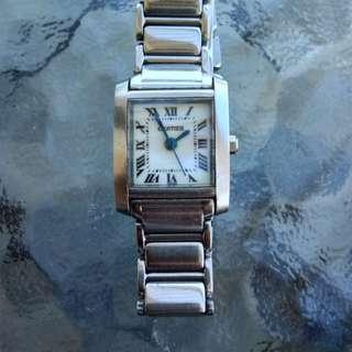 Cartier Watch like Bulova, Guess, Oris, Seiko, Citizen, Longines, Tommy Hilfiger, Casio