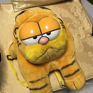 Garfield Soft Toy Bag