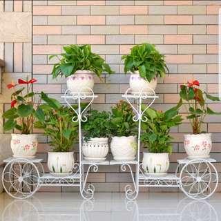 ☺Plant Stand/plant rack/plant storage/ flower shelf A👧