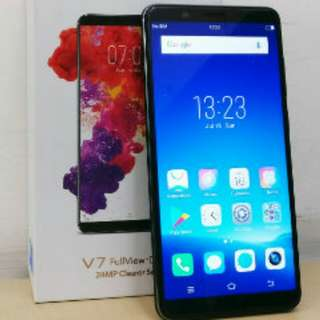 Vivo V7 mate black
