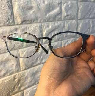 Starfinder Blue Korean EyeGlasses