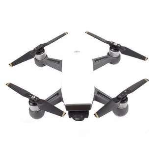 Dji Spark 2nd Source Propeller with Gold Lines