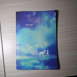 B5學生價筆記簿