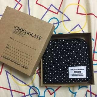 Chocoolate chocolate coin purse 錢包
