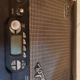 Fender g-dec amp