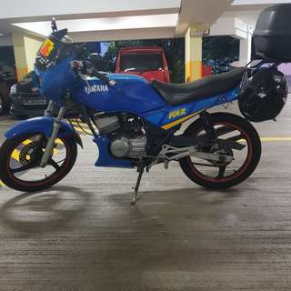 RXZ for sale (negotiable)