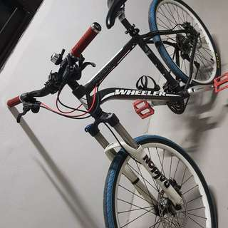 Wheeler front sub bicycle