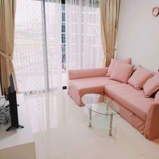 Fully furnished 2 bedroom Trilinq Condo Near Clementi MRT