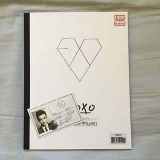 EXO XOXO Kiss Version