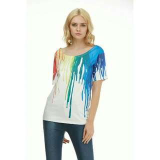 Gamiss Oil Painting Shirt