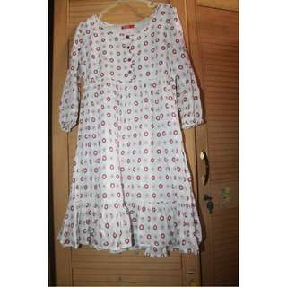 Polka Dress Graphis