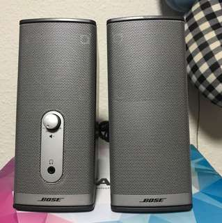bose companion ll multi media speaker system