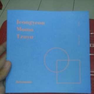 [WTT]jeongmotzu photobook
