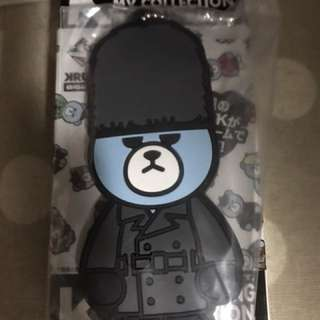 Bigbang 日本Lawson goods T.O.P 匙扣 包本地平郵