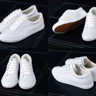 Srimea White Sneakers