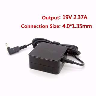 (Offer)45W ASUS Zenbook Charger Adapter UX330 (Detacheable UK Plug head)