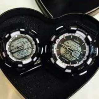 G-Shock Couple's Watch