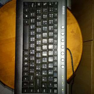 過年清嘢~ 10蚊起bid usb keyboard