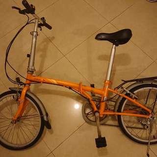 DAHON 摺合單車