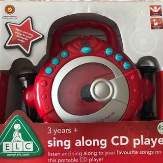 ELC CD player
