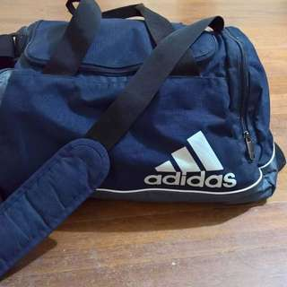 Authentic Adidas gym bag