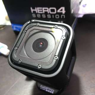GoPro hero 4session 誠可議