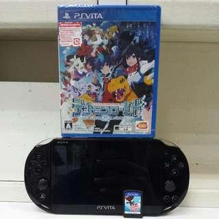 PS Vita Slim Set(Used) + 2 Game Fixed