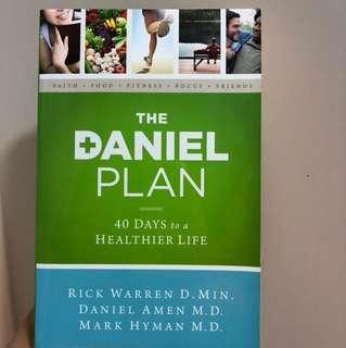 The Daniel Plan by Rick Warren, Daniel Amen & Mark Hyman