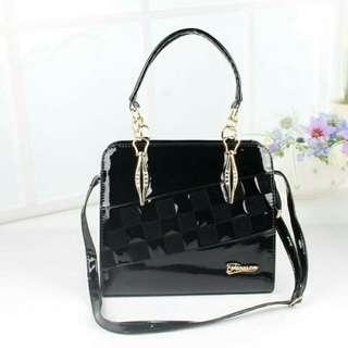 PROMO Tas Fashion Import AL21335 Black