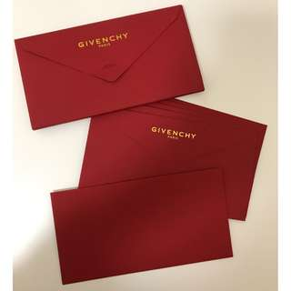 Givenchy 利是封 red pocket