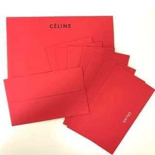 Celine 利是封 red pocket