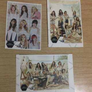 SNSD stickers