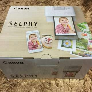 Canon SEPLHY Compact Photo SELPHY CP1300