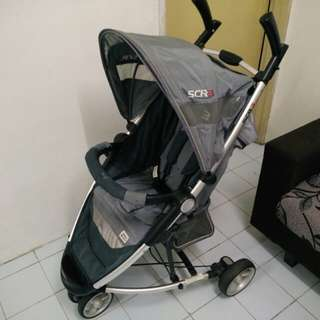 Carrier & Stroller SCR 3