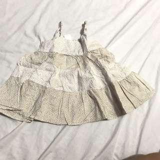 H&M Baby Dress 4-6m