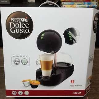 Nescafe Dolce Gusto STELIA capsule 咖啡機