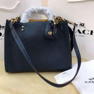 Authentic Coach women Handbag Tote bag Handbag