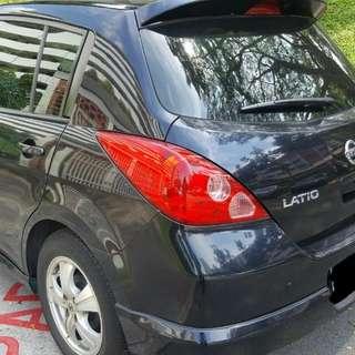 Nissan Latio Sports