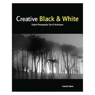 Creative Black & White: Digital Photography Tips & Techniques BY Harold Davis