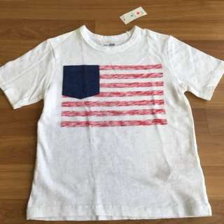Baby GAP tshirt for boys 5 years old